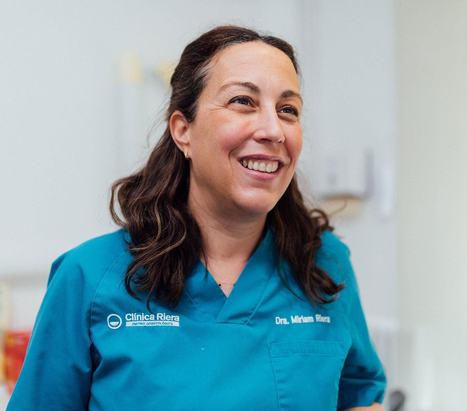 Dra. Miriam Riera Puñet | Colegiada 3931